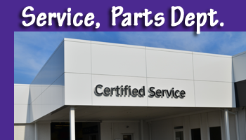 Service & Parts Departments